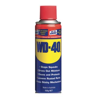 WD40  150g Aerosol Protects Metal
