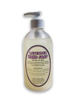 500ml Soft Soap Hand Cleaner