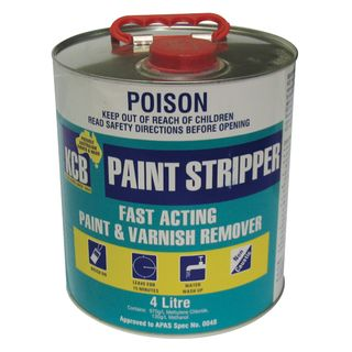 1Ltr Paint Stripper, Fast Acting Paint & Varnish Remover