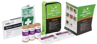 Personal First Aid Kit / Snake & Spider Bite Kit Soft Pack