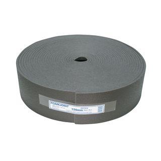 150mm x 25mtr Exp Foam Joint 10mm