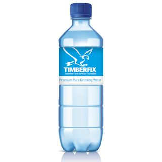 24 x 600ml Bottled Water