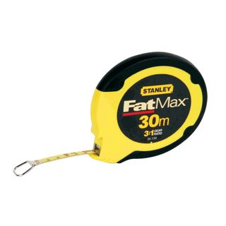 30mtr Fatmax Stainless Steel Tape Measure