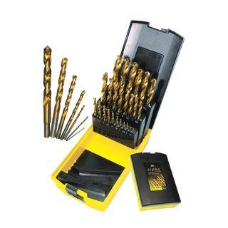 19 Piece Drill Set 1.0 -10.0mm