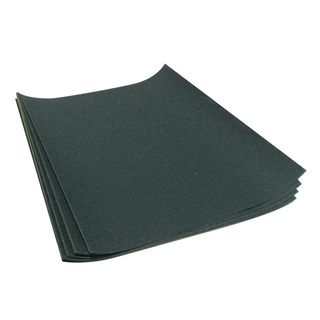 220 Grit Wet & Dry Sandpaper 230 X 280mm Sheets