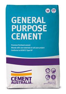 General Purpose Cement 20kg Bag