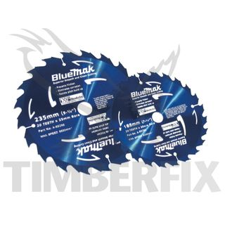 185mm 24T Bluemak Makita Blades