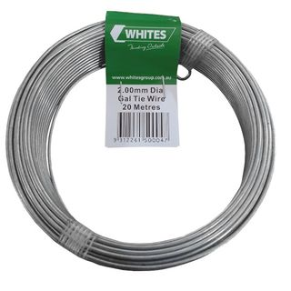 Galvanised Tire Wire 2mm x 20m