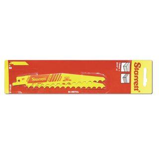 Rec SBlade Timbr 150mm x 6TPI Med  2 PACK