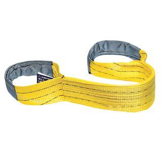 3000kg x 4mtr Flat Sling Yellow