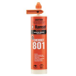 750ml Ramset Chemset 801 Jumbo