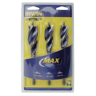 3 pc Speedbor Max Set