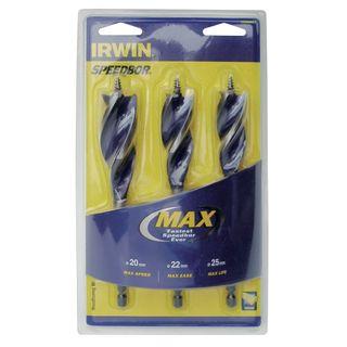 3 pc Speedbor Max Set