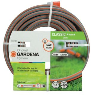 12mm x 18mtr STD Garden Hose Fitted