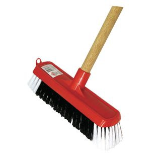 Site Shed Broom Soft 300mm