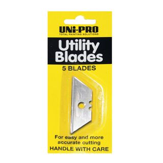 Retractable 2 Notch Scraper Blades 5 Pack