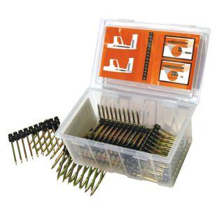 30mm Ramset Conc Pins 500 per Box - C9-30C
