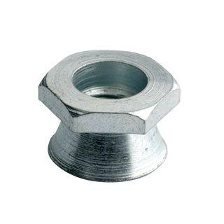 6mm Shear Nuts Zinc
