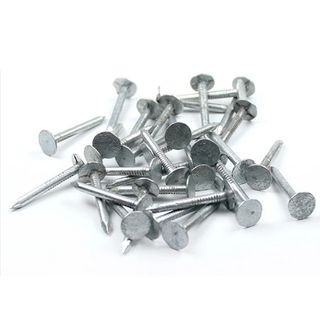 25mm x 2.8mm Galvanised Clouts 5kg