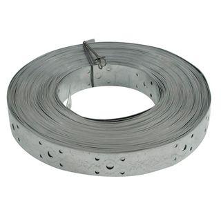 Hoop Iron Strap Brace 30mm x 0.8mm x 30mtr Light Duty