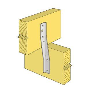 162mm Joist Strap