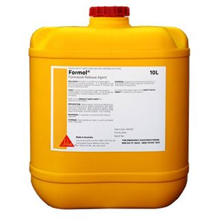 Sika Formwork Release Agent  10 L Pail