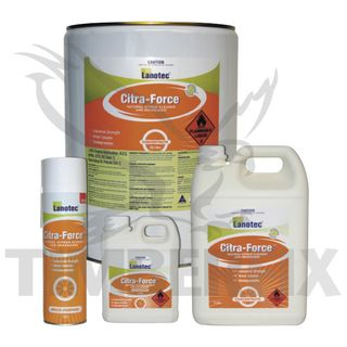 5Ltr Citra-Force Cleaner/Degreaser