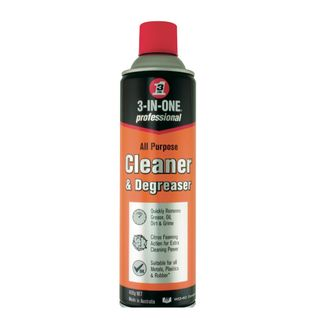 WD 400gm Cleaner & Degreaser