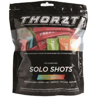 3g Sugar Free - Low GI Thorzt Electrolyte Concentrate Powder - Pk / 50 Mixed Flavours - NETT -