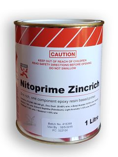 Nitoprime Zincrich Epoxy Primer 1LTR