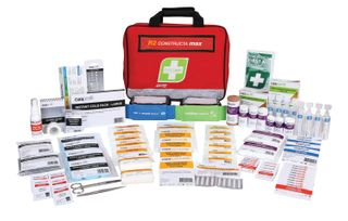 First Aid R2 Constructa Max Kit, Handy Soft Pack - Up to 25 people