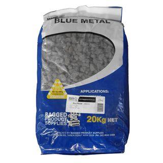 Blue Metal 20mm