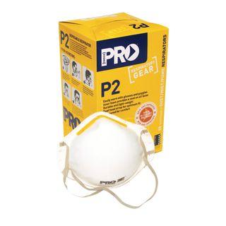 P2 Dust Mask Standard Pkt 20