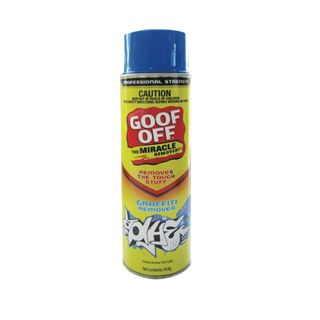 454g Aerosol Easy to Use Graffiti Remover - Goof Off -