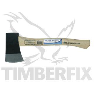 485mm 2/5lb/1.1kg Wooden Axe