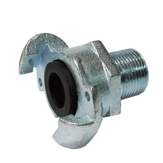 20mm H/Duty Male Claw Coupling