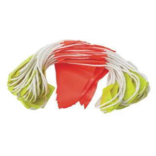 Day/Night Bunting 30 mtr Hi-vis Nylon Rope