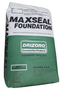 25kg Drizoro Maxseal Foundation