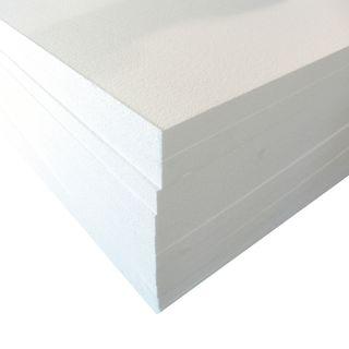 2400 x 1200 x 50mm Polystyrene Foam