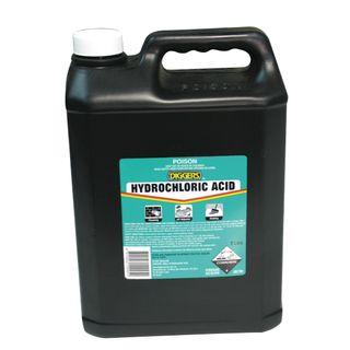 1Ltr Hydrochloric Acid