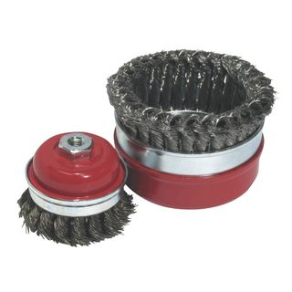 80mm Wire Cup Wheels for Grinders