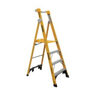 1431mm F/Glass Platform Step Ladder