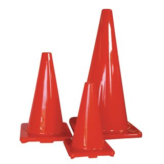 Traffic Cones Plain 450mm