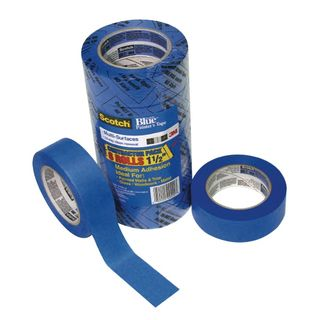 24mm x 55mtr 14 Day Blue Masking Tape