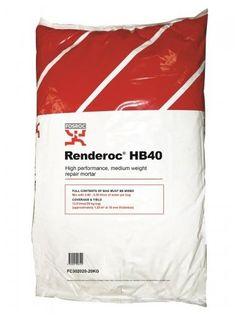 Renderoc HB40 - 20kg