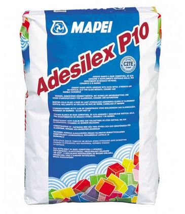 ADESILEX P10 25KG WHITE