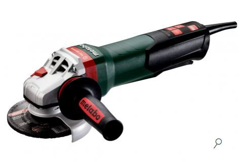 METABO W 12-125 ANGLE GRINDER 125MM