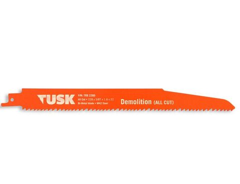 Tusk Sabra Demolition Blades