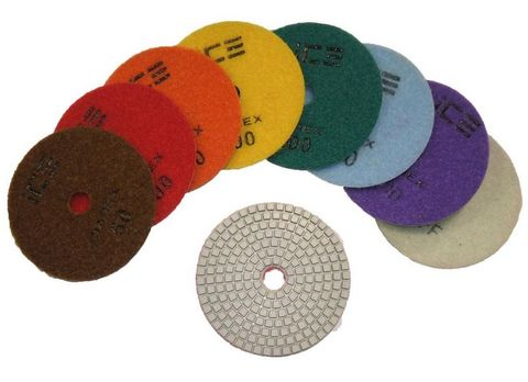 Diarex Ice Dry Polishing Pads