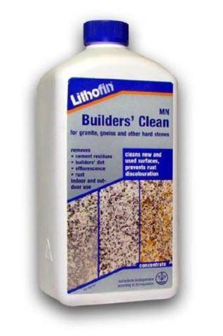 LITHOFIN BUILDERS CLEAN MN 1L